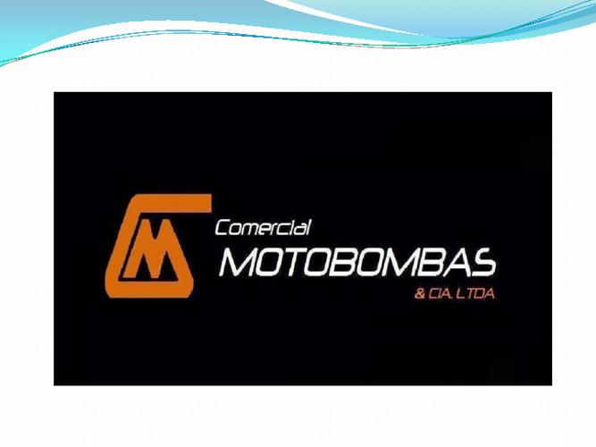 Comercial Motobombas