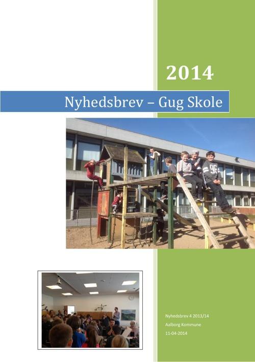 2014 Nyhedsbrev Påske