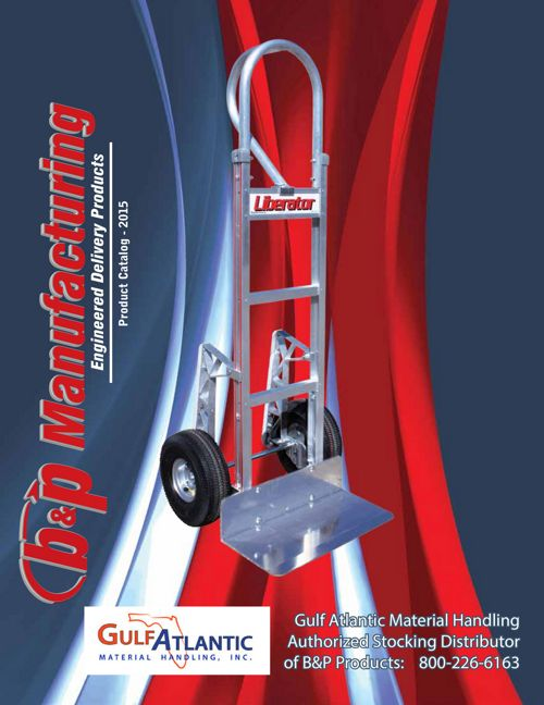 Gulf Atlantic Custom Hand Truck Catalog