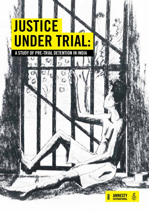 justice under trial - amnesty report