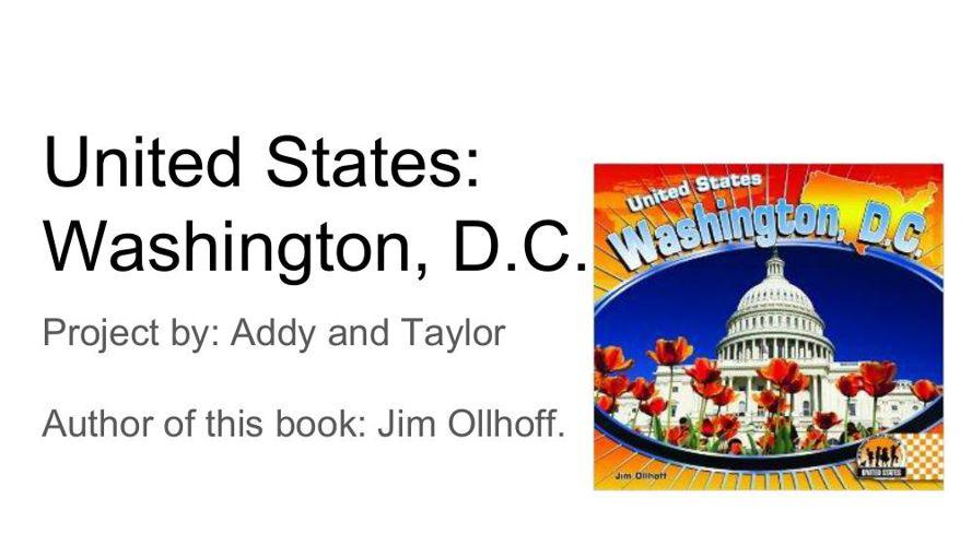 United states Washington, D.C.