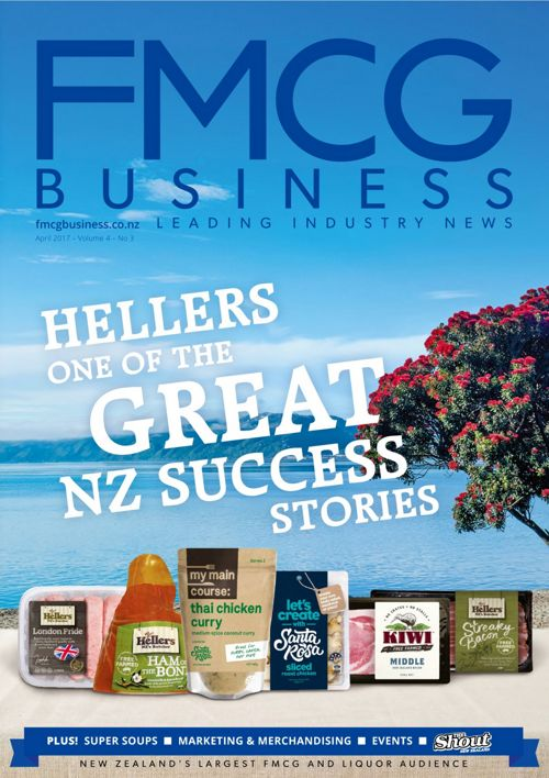 FMCG Business April 2017