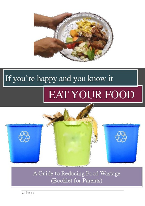 Food Booklet