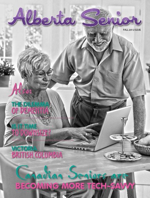 Alberta Senior Magazine