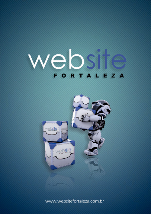 Portfólio Website Fortaleza