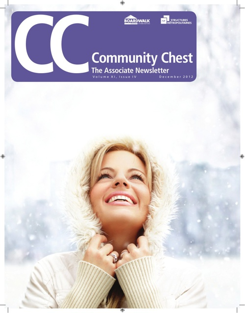 Comunity Chest Test