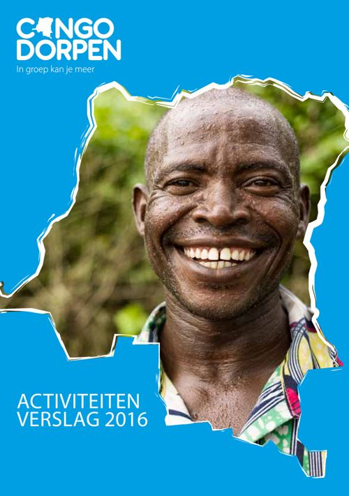 Congodorpen jaarverslagverslag 2016