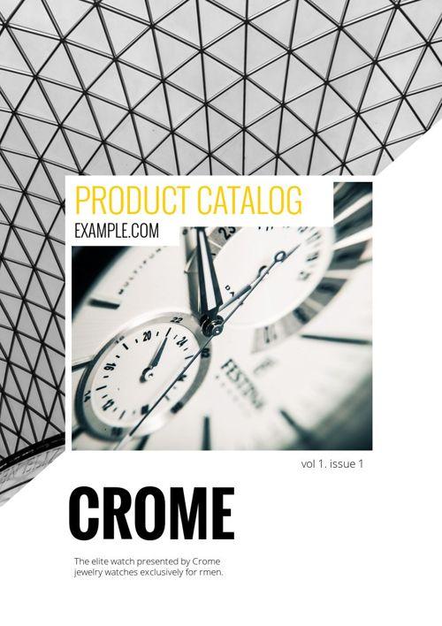 Crome magazine
