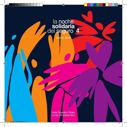 NOCHE Solidaria del Seguro 4  - PROGRAMA