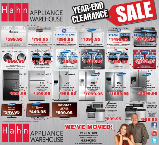 Copy of End of Year Clearance - Tulsa & OKC