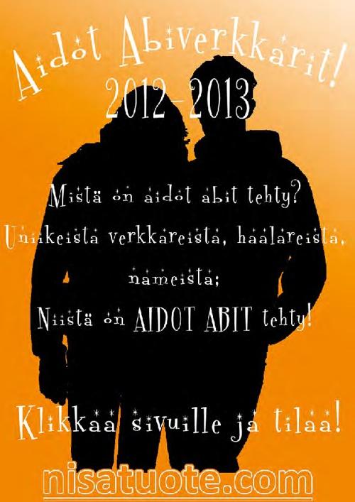 Abiverkkarit 2012-2013