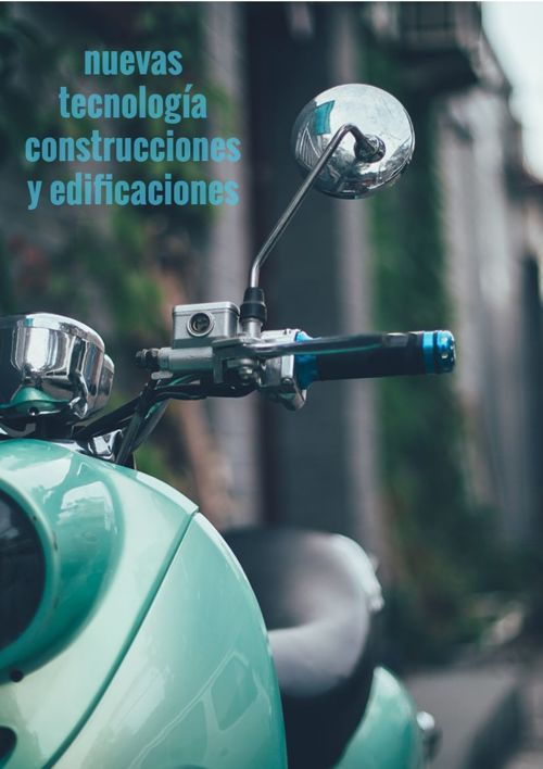 NUEVAS TECNOLOGÍAS CONSTRUCCIONES Y EDIFICACIONES
