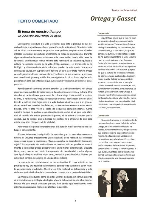 Ortega Textos Impresión