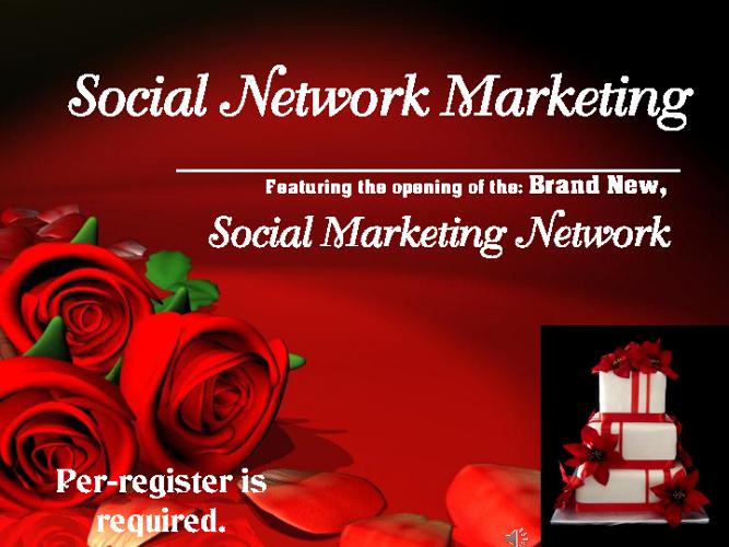 Social Marketing Party