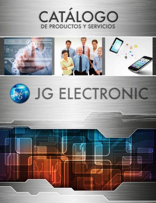 Productos y servicios JG Electronic