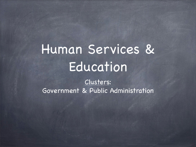 Government & Public Admin