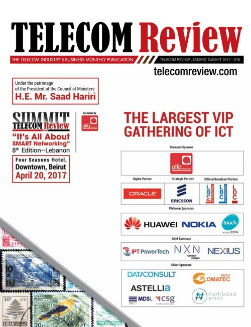 Telecom Review Summit Beirut 2017