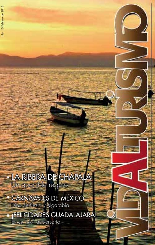 10a edición de la Revista VIDALTURISMO