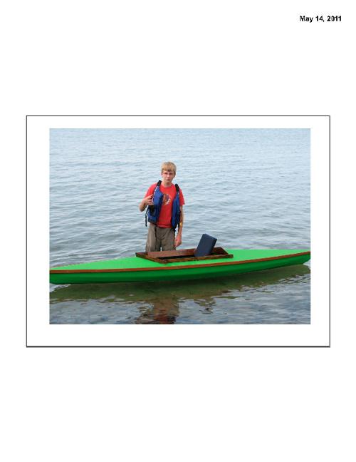 Ian's Boat