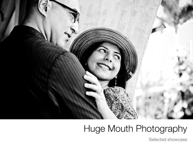 Huge Mouth Photography