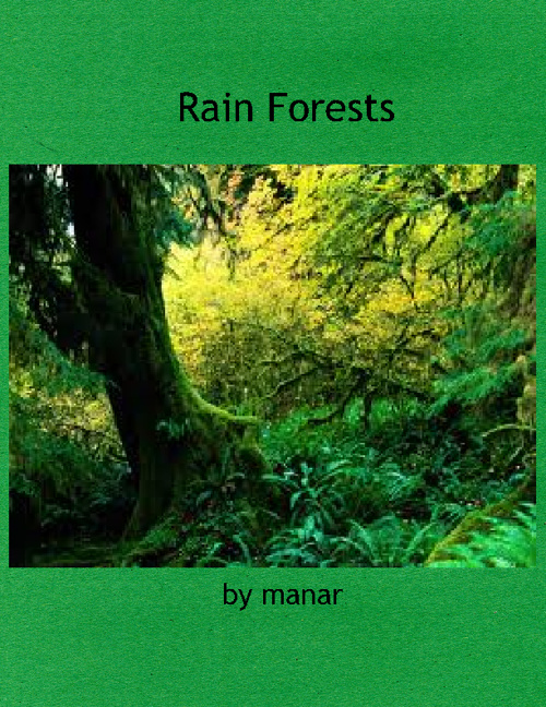Rainforests by Manar