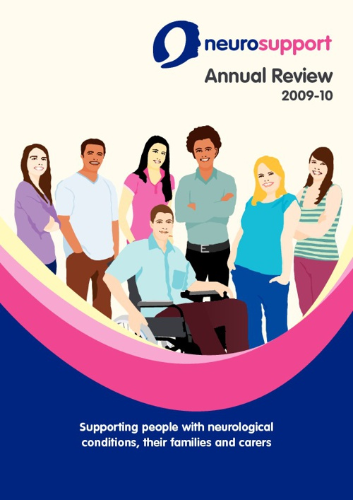 Neurosupport Annual Report 2010