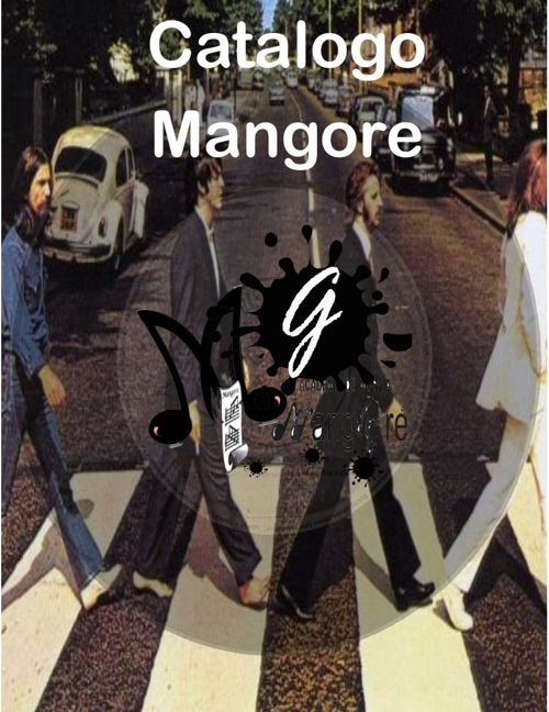 """Catalogo de productos """"Mangoré"""""""