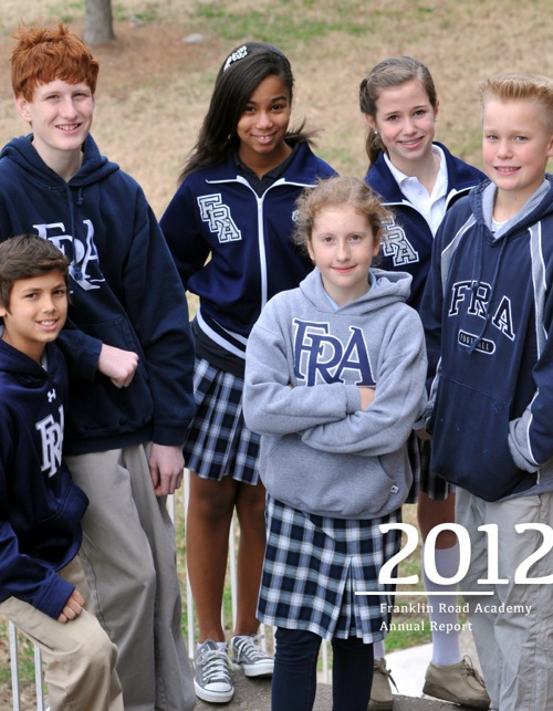 Franklin Road Academy Annual Report 2012