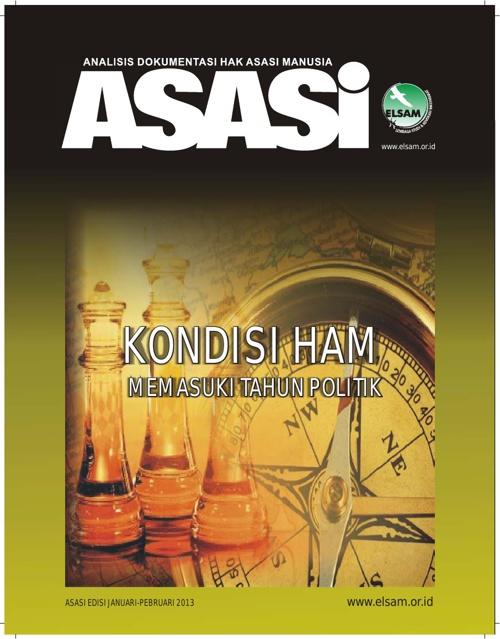 Asasi Edisi Januari-Februari 2013