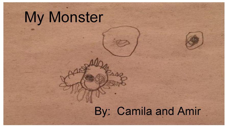 Amir and Camila