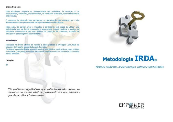 Metodologia IRDA