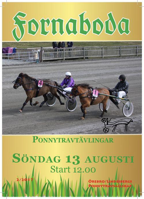 Ponny Linde 13 augusti