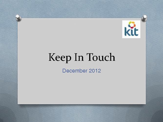 kit flyer