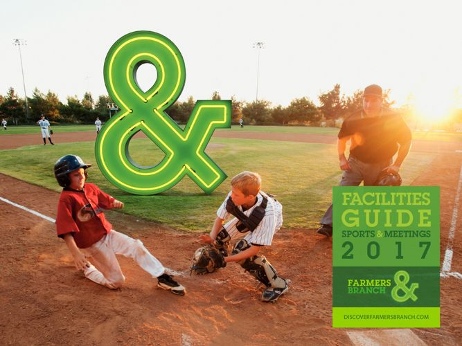 Farmers Branch Facilites Guide for Sports & Meetings 2017