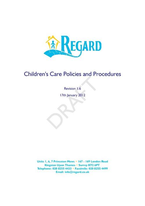 Children's Policies