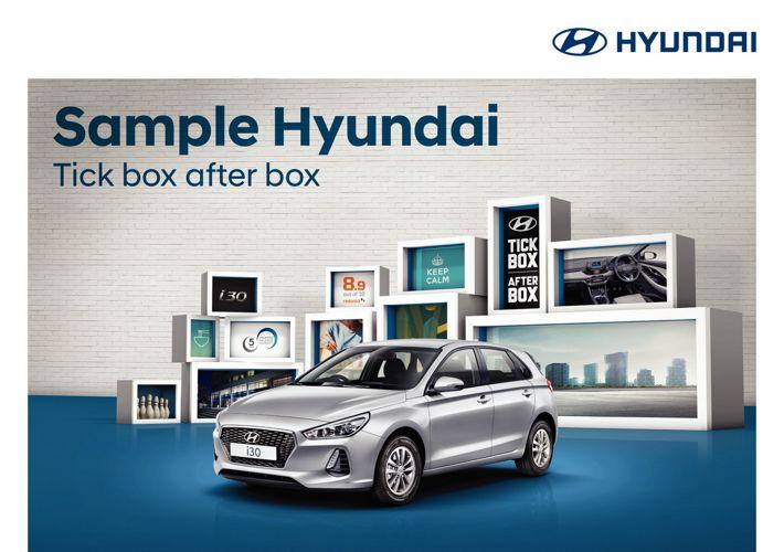 Hyundai P3 Range Mailer