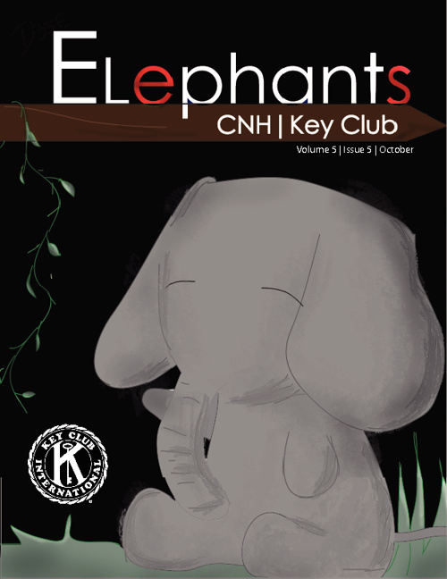 Elephants - Volume 5 Issue 5 October
