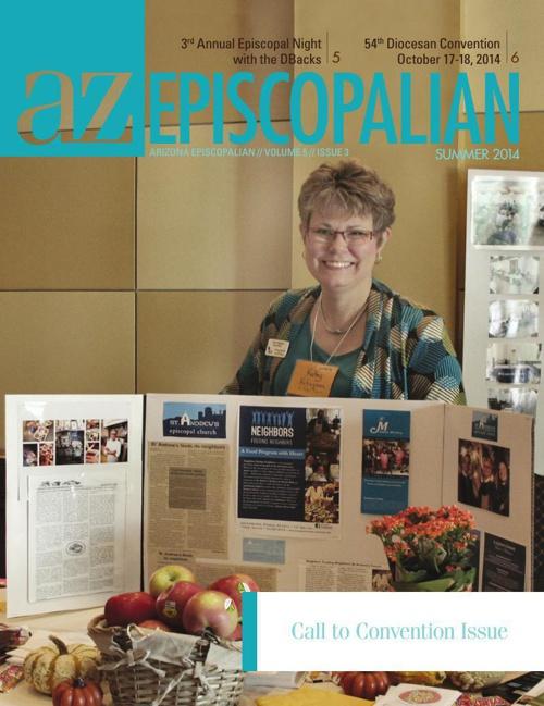AZ Episcopalian Summer 2014 Issue