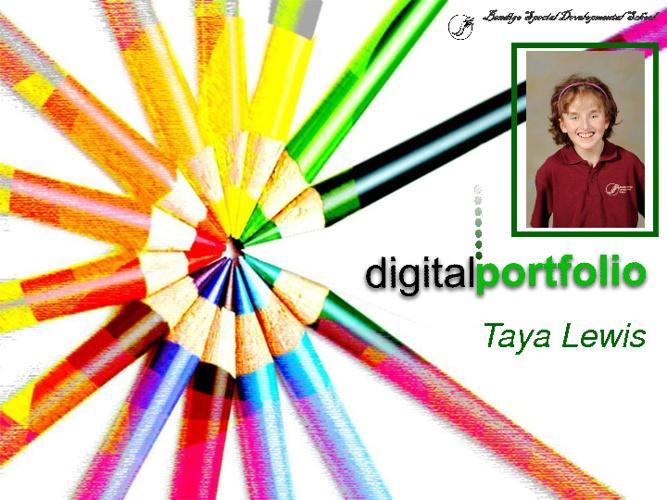 Taya's Portfolio 2012