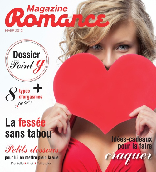 Magazine Romance - HIVER 2013