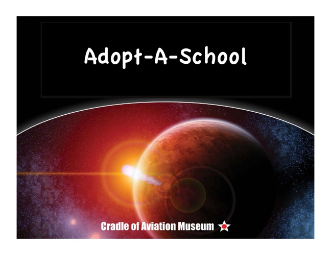 Adopt-A-School Program