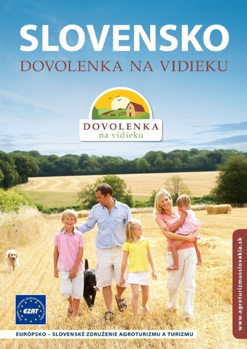Slovensko - Dovolenka na vidieku