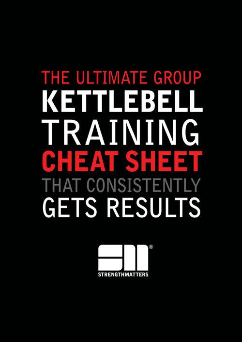 SMK Group Training Cheat Sheet