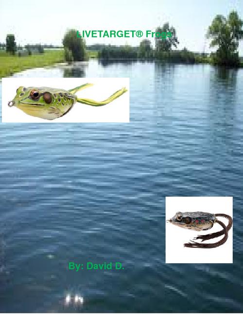 LIVETARGET® Frogs