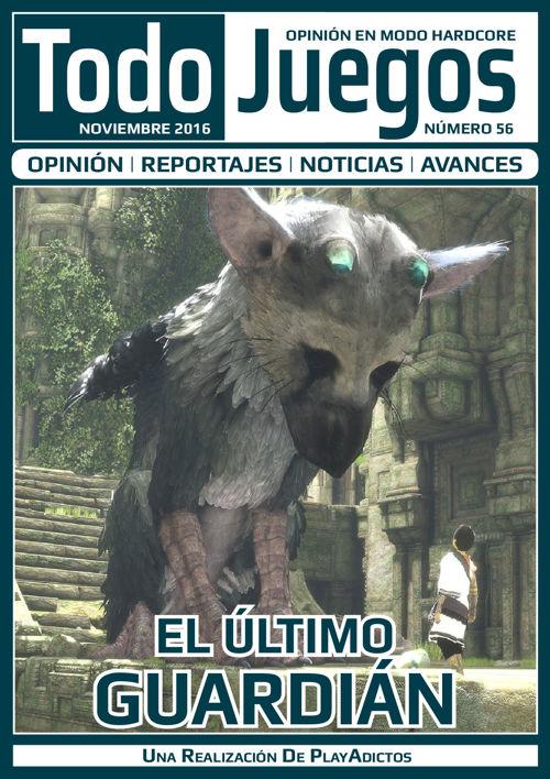 Revista TodoJuegos N°56