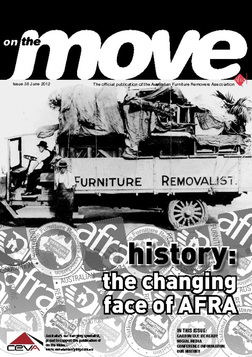 On The Move - June 2012 - Issue 38