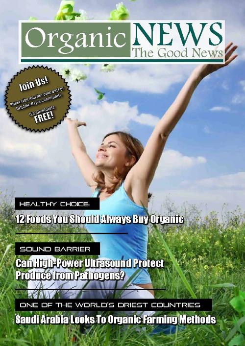 Organic News - 1. edition