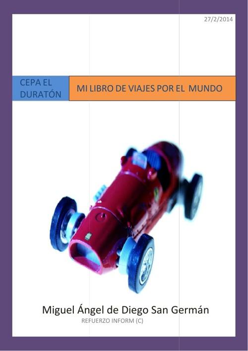 Libro para publicar