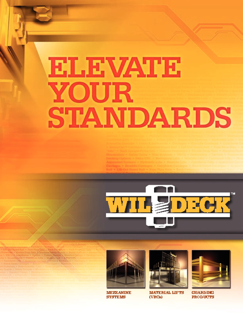 Wildeck Full Line Capabilities Brochure