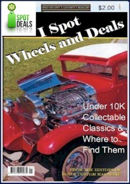 I Spot Wheels And Deals